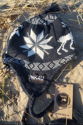 Obrazek  czapka zimowa InK