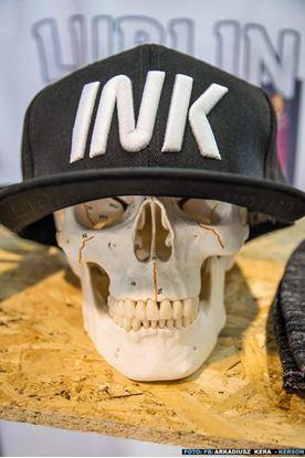 Obrazek Fullcap InK white