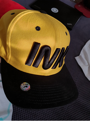 Obrazek  Snapback InK YELLOW