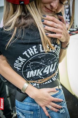 """Obrazek koszulka """" PASSION """" dla niej"""