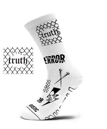 """Obrazek Skarpetki """"TRUTH"""" długie"""