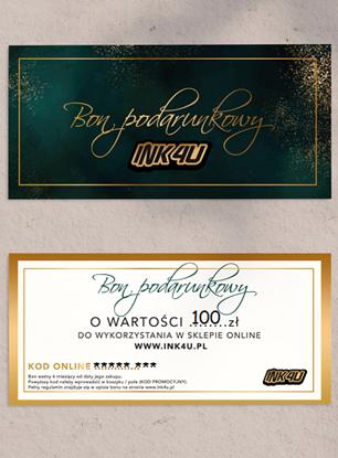 Obrazek BON 100ZŁ